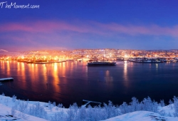 Murmansk view