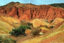 Долина Сказок Киргизия