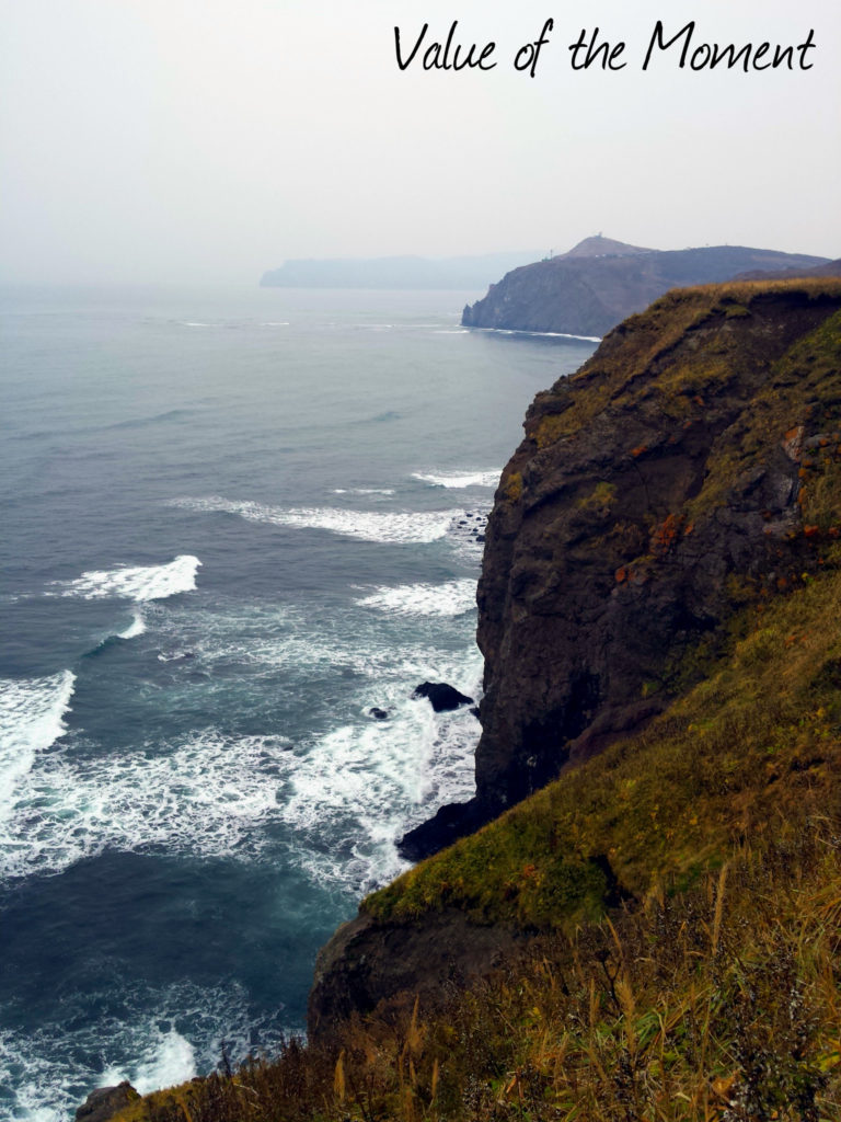 Ocean views, Russia, Kamchatka, Petropavlovsk Kamchatskiy