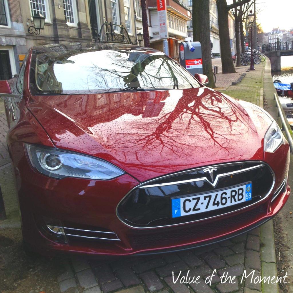 Tesla, Amsterdam, Netherlands (Holland)
