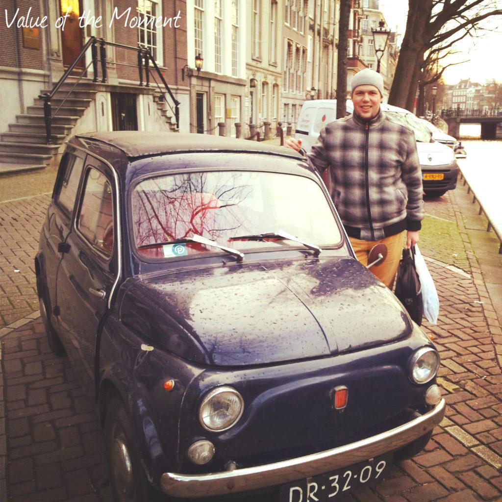 Fiat, Amsterdam, Netherlands (Holland)