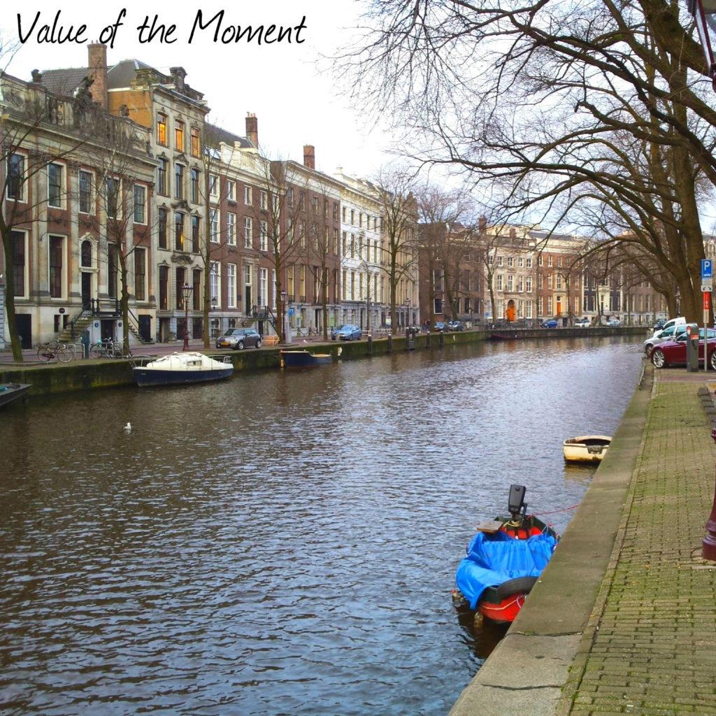 Channel, Amsterdam, Netherlands (Holland)