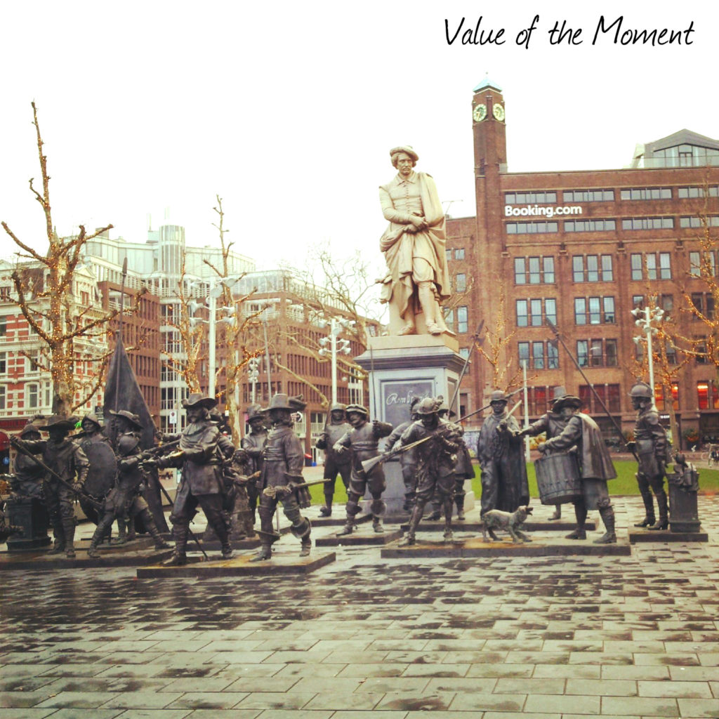 Sculptures, Amsterdam, Netherlands (Holland)