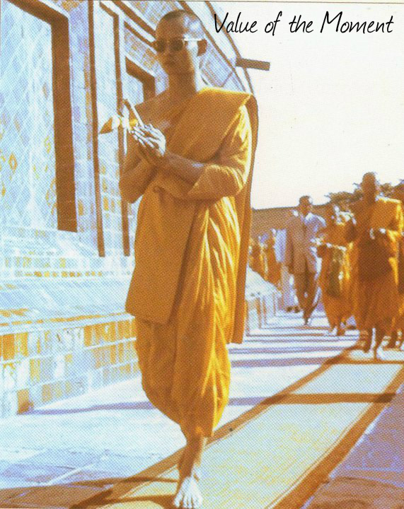 The King Of Thailand Bhumibol Adulyadej monk, Thai