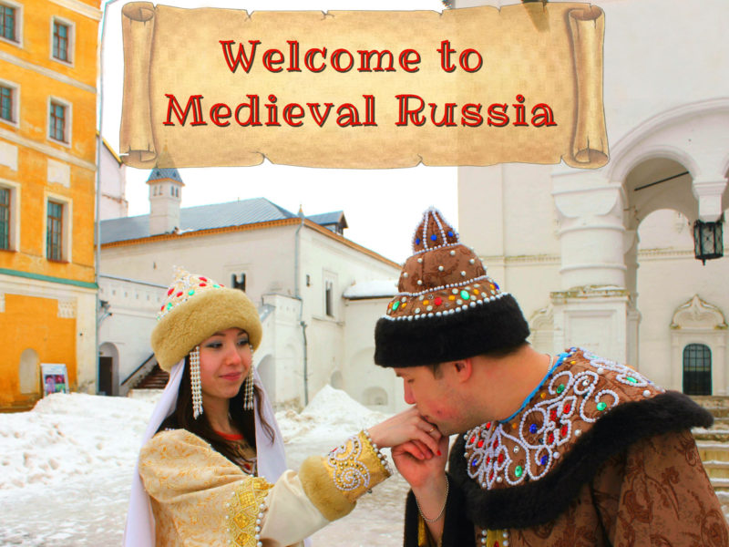 Golden ring of Russia tour, Medieval Kremlin of Rostov