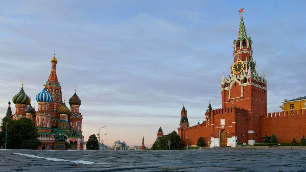 Tours in Moscow, Red Square - the heart of Moscow