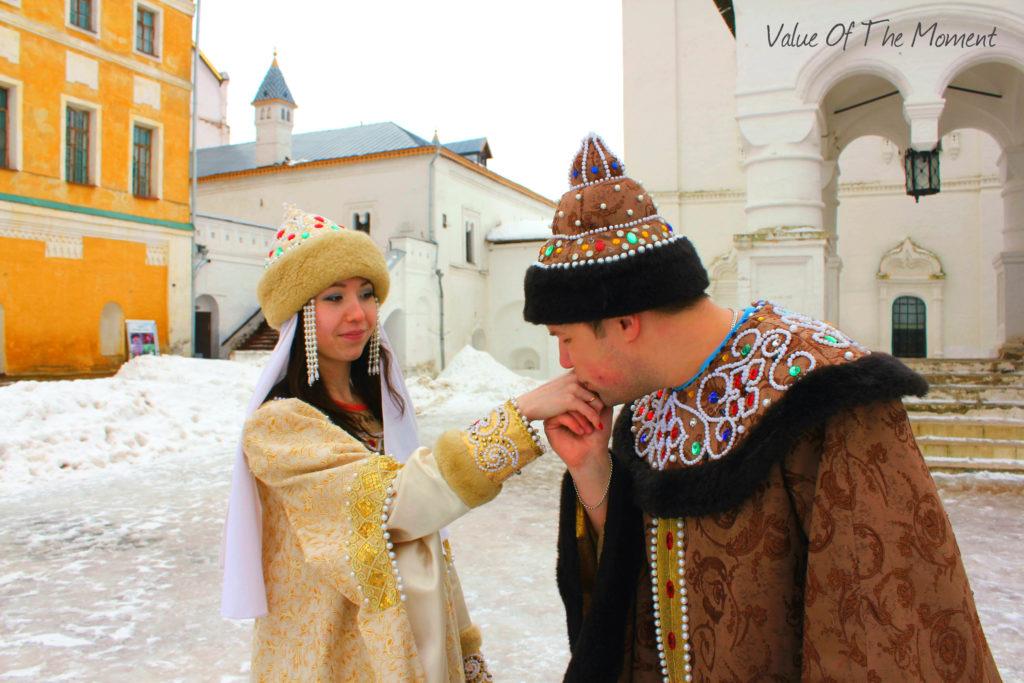 Russia Golden Ring - Rostov Kremlin