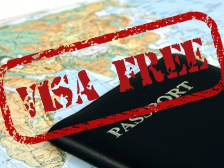 Visa free to Russia, no visa, travel to Russia without visa