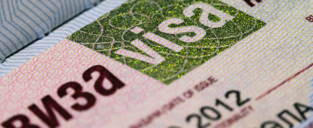How to get Russian visa, visa to Russia